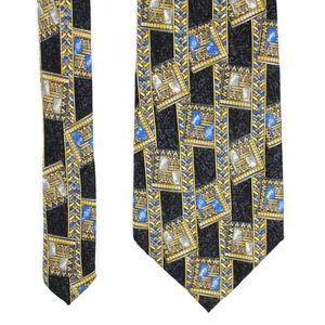 Metropolitan Museum of Art Silk Classic Suit Tie